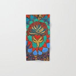 Feral Heart #03 Hand & Bath Towel