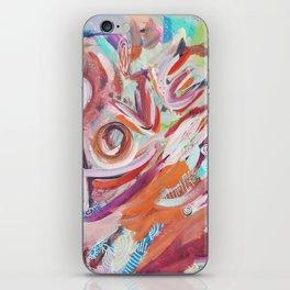 Love Grafitti iPhone Skin