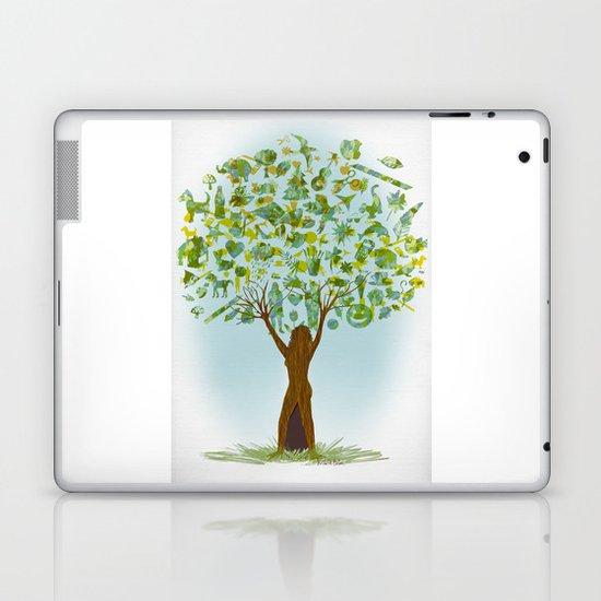 Life tree Laptop & iPad Skin