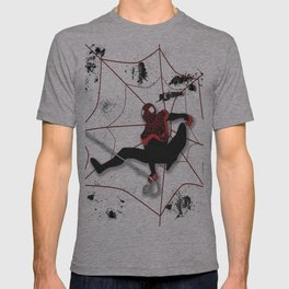 Ultimate Spider-man Miles Morales T-shirt