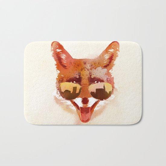 Big Town Fox Bath Mat