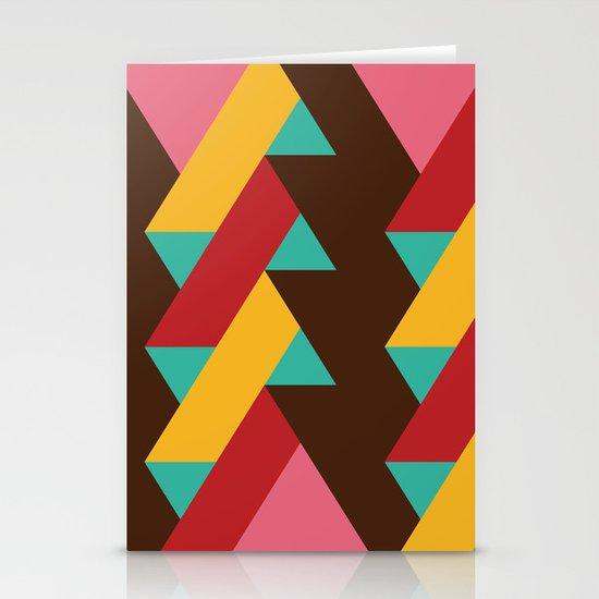Ribbon Pattern 2 Stationery Cards