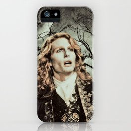 Lestat - Interview with the vampire iPhone Case