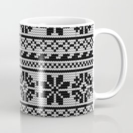 Pattern in Grandma Style #22 Coffee Mug