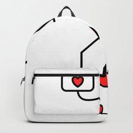 Tea bags Backpack