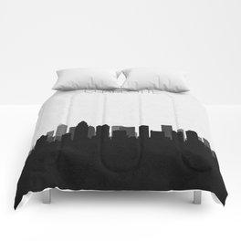 City Skylines: Charlotte Comforters