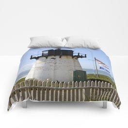 Point Montara Light Comforters