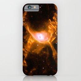 Giant Spider Nebula iPhone Case