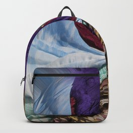 Wheel of Colors Backpack