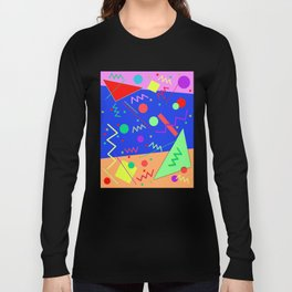 Memphis #53 Long Sleeve T-shirt