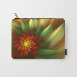 Exotic Christmas Flower Carry-All Pouch