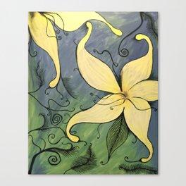 Floraphile Canvas Print