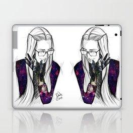 Girl Universe Laptop & iPad Skin