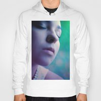 perfume Hoodies featuring perfume by mjdesignphoto