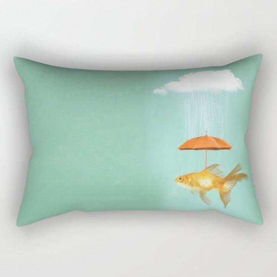 Fish Cover II Rectangular Pillow
