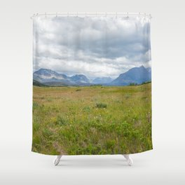 Montana Views Shower Curtain