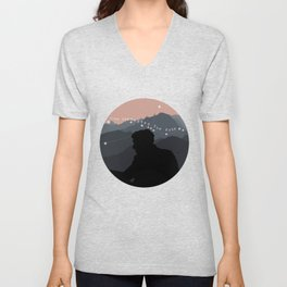 """""""Ive connected the dots"""" Shane Madej Graphic Unisex V-Neck"""