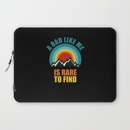 A Dad Like Me Is Rare To Find Laptop Sleeve