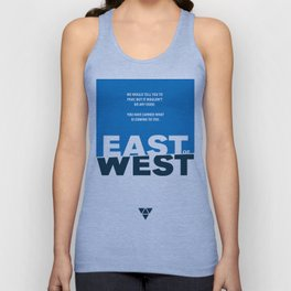 East of West Unisex Tank Top