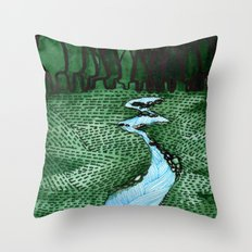 Landscapes / Nr. 2 Throw Pillow