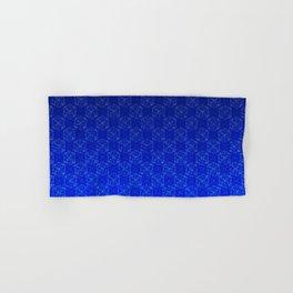D20 Wizard Crit Pattern Premium Hand & Bath Towel