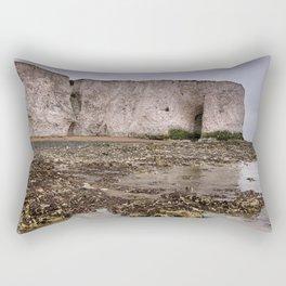 Whiteness Arch Rectangular Pillow