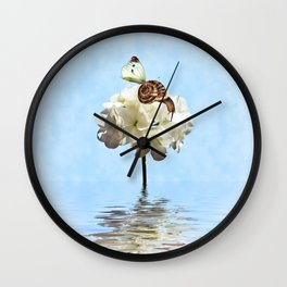 Hang on ..... Wall Clock