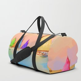 Rainbow Fleet Duffle Bag