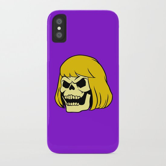 Skeman iPhone Case