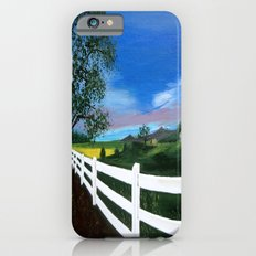 Early sunset iPhone 6s Slim Case