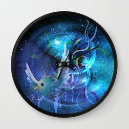 Freiheit - freedom Wall Clock