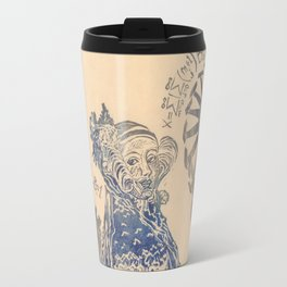 Ada, Countess Lovelace, Enchantress of Numbers Travel Mug