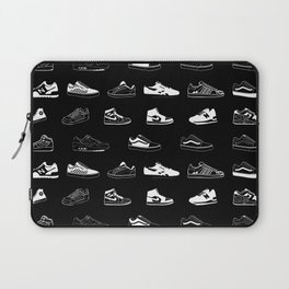 Black Sneaker Laptop Sleeve