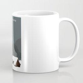 Bon Iver Poster Coffee Mug