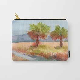 Ranch Palms Carry-All Pouch