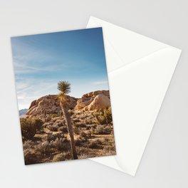 Joshua Tree National Park XVII Stationery Cards