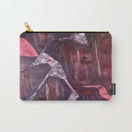 L'amour fou - Fool love Carry-All Pouch