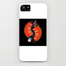 Piano Piano Clef Music Musican Pianist iPhone Case