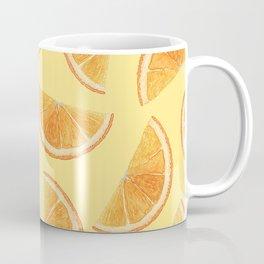 Orange Slice Delight Coffee Mug