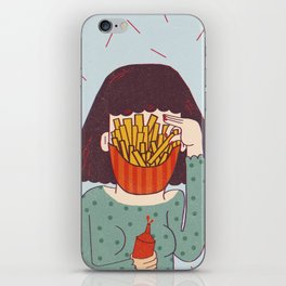 French Fries iPhone Skin
