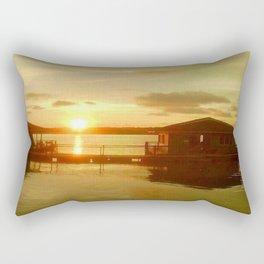 FLOATING_HOUSE Rectangular Pillow