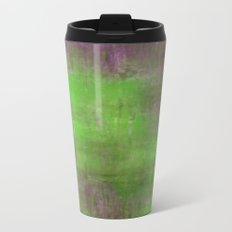 Green Color Fog Travel Mug