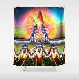 ~memoirs~ Shower Curtain