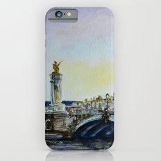 Pont Alexandre III iPhone 6s Slim Case