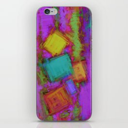 Crashover iPhone Skin