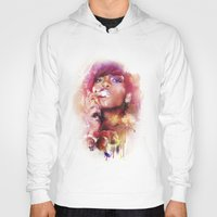 rihanna Hoodies featuring Rihanna by turksworks