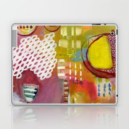 Jellyfish Garden Laptop & iPad Skin