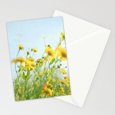 Lie Back and Think of England Stationery Cards