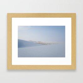 4:44 Framed Art Print