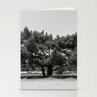 dune Stationery Cards featuring Dune tree... by belkat